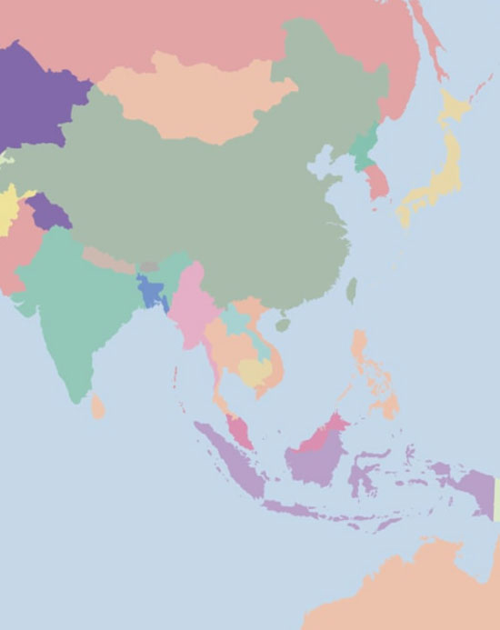 Người có IQ cao mới biết các quốc gia này nằm ở đâu? (2) - 6