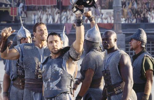 Những điều chưa biết về Gladiator  bộ phim có cảnh chiến đấu kinh hãi nhất