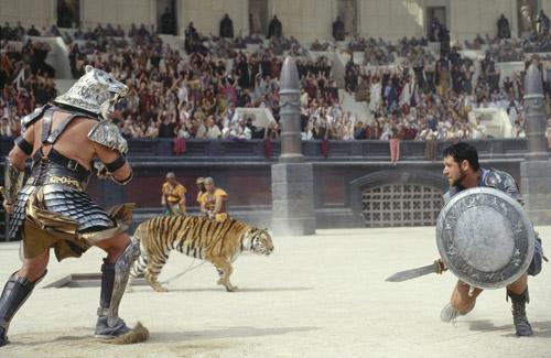 Những điều chưa biết về Gladiator  bộ phim có cảnh chiến đấu kinh hãi nhất - 2