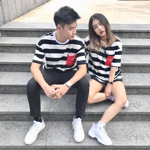 Thanh xuân đẹp phát hờn của cặp đôi Trang Lou - Tùng Sơn - 4
