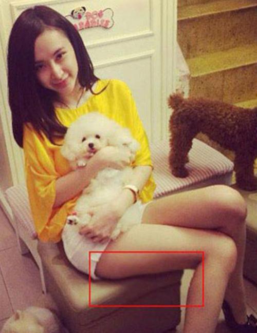 Cười méo miệng với loạt ảnh photoshop quá tay của Angela Phương Trinh - 4