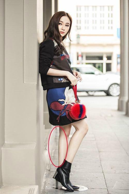 Cười méo miệng với loạt ảnh photoshop quá tay của Angela Phương Trinh - 7