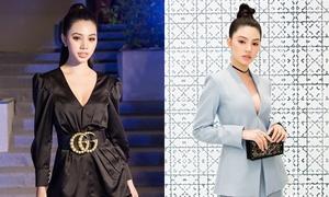 'Bóc giá' trang phục hàng hiệu của 'Hoa hậu nhà giàu' Jolie Nguyễn