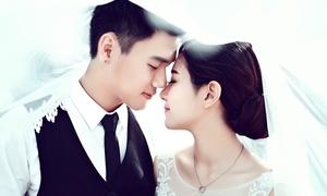 Thanh xuân đẹp 'phát hờn' của cặp đôi Trang Lou - Tùng Sơn
