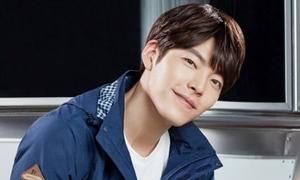 Kim Woo Bin hồi phục sau khi chữa trị ung thư vòm họng