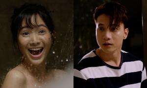 Jang Mi sốc vì bị S.T nhìn trộm khi đang tắm