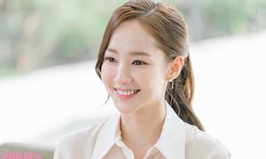 3 chiêu để có tóc đuôi ngựa phồng, đẹp như Park Min Young