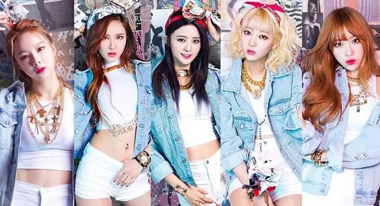 Ai là em út trong các nhóm nhạc Kpop? (2) - 3