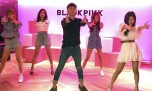 Seung Ri (Big Bang) nhập hội, quẩy hit mới của Black Pink