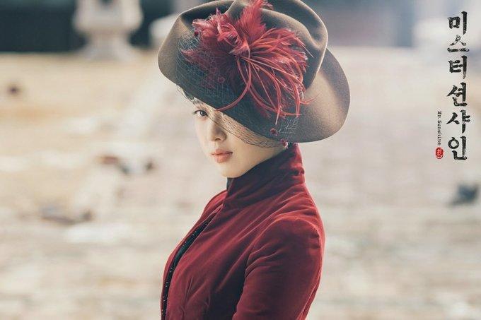 """<p> Vai diễn của Kim Min Jung là Sato Hina - bà chủ khách sạn """"Glory"""" danh tiếng. Cô vốn là người Joseon nhưng bị bố gả cho một người Nhật có tuổi.</p>"""