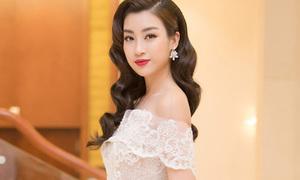 Dàn người đẹp đọ sắc trên thảm đỏ chung khảo Hoa hậu Việt Nam 2018