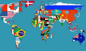 Người có IQ cao mới biết các quốc gia này nằm ở đâu? (2)