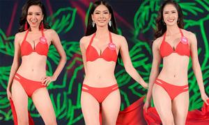 Lộ diện 19 nhan sắc phía Nam vào chung kết Hoa hậu Việt Nam 2018