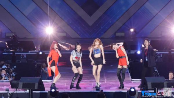 Theo kế hoạch, Black Pink sẽ biểu diễn 4 ca khúc mới.