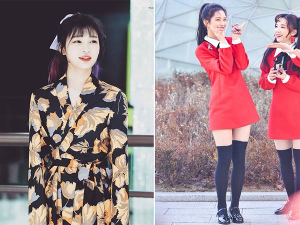 Tuy nhiên, không chỉ diện những bộ outfit xinh xắn như trên, Ji Soo cũng thử sức mình với các bộ cánh trưởng thành hơn một chút. Nhưng dù mặc bất cứ loại trang phục nào, cô nàng tân binh này vẫn siêu tỏa sáng không kém các đàn chị.