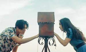 Quang Đại - Châu Bùi tình tứ viết thư cho nhau như phim ngôn tình Hàn