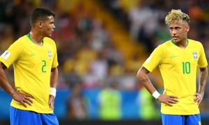 Neymar và Thiago Silva: Mối bất hòa dai dẳng