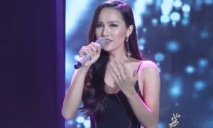 Hoa hậu chuyển giới Hoài Sa dù bị loại vẫn tôn trọng Thu Phương