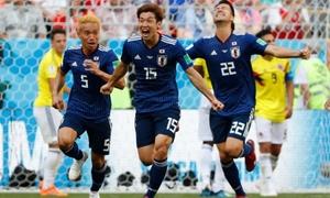 Nhật Bản trở thành 'niềm tự hào châu Á' khi đang bất bại tại World Cup