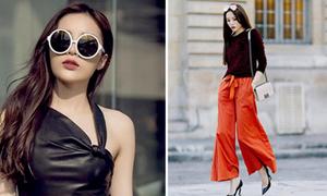 Thoát mác thảm họa thời trang, Kỳ Duyên ngày càng sành điệu