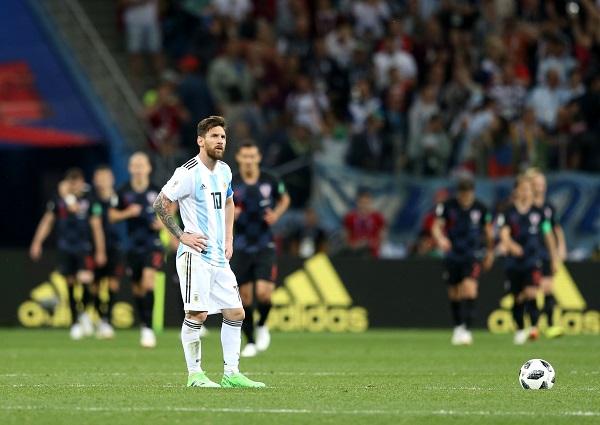 Đây có thể là trận đấu cuối cùng của Messi tại sân chơi World Cup.