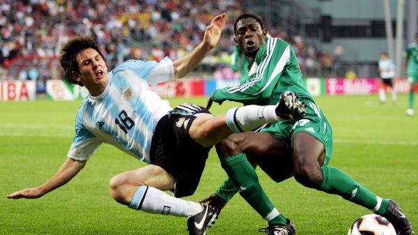 6 màn chạm trán nổi bật nhất trong lịch sử giữa Argentina và Nigeria - 1