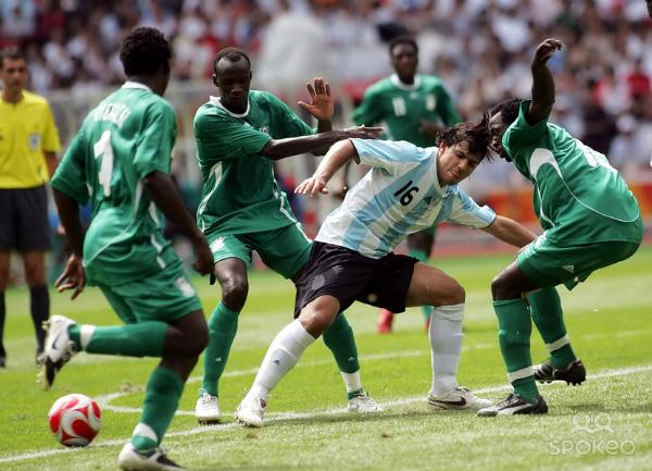 6 màn chạm trán nổi bật nhất trong lịch sử giữa Argentina và Nigeria - 2