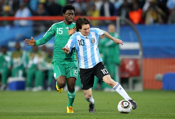 6 màn chạm trán nổi bật nhất trong lịch sử giữa Argentina và Nigeria - 3