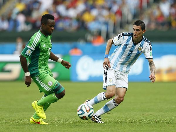 6 màn chạm trán nổi bật nhất trong lịch sử giữa Argentina và Nigeria - 4