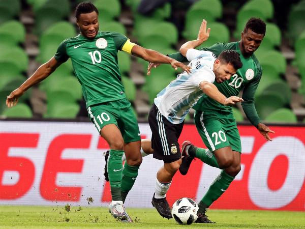 6 màn chạm trán nổi bật nhất trong lịch sử giữa Argentina và Nigeria - 5