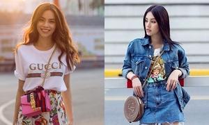 Nhìn sao Việt diện áo phông, biết ngay vì sao item này được yêu thích