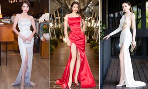 3 kiểu giày 'ruột' của sao Việt để 'kéo chân' không cần photoshop