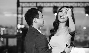 Lan Khuê hạnh phúc rơi nước mắt khi được bạn trai cầu hôn