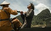 Quách Ngọc Ngoan, Jun Vũ đổ máu khi đóng phim 'Người bất tử'