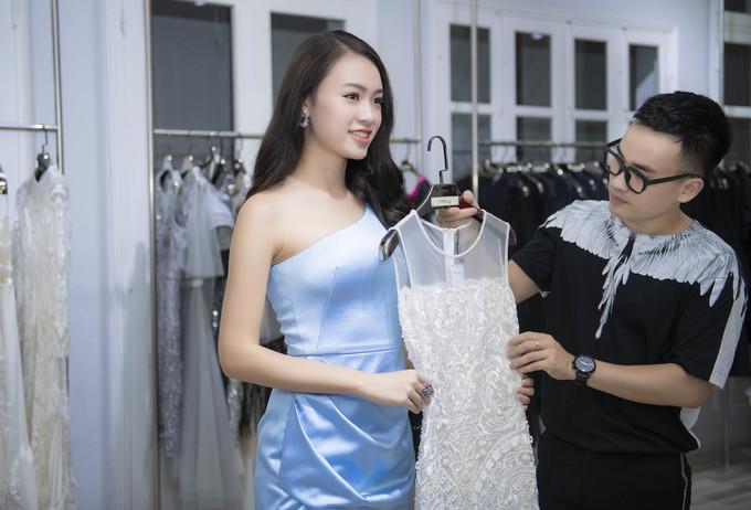 <p> Top 10 Hoa hậu Việt Nam 2016 Phùng Ngọc Bảo Vân.</p>
