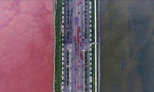 Những bức ảnh khiến bạn choáng ngợp vì sự rộng lớn của Trung Quốc