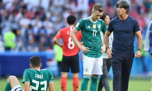 Kênh thể thao xấu tính nhất năm: Hả hê khi Đức thua cuộc