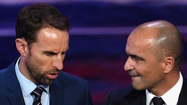 Cả Southgate (trái) và Martinez (phải) đều muốn&được thua đêm nay