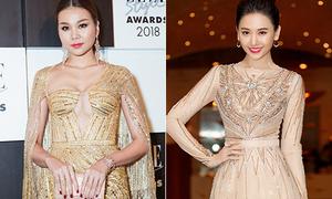 Hari Won, Thanh Hằng gây tranh cãi vì diện đồ sai dress code