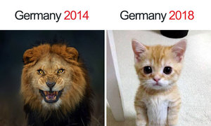 Ảnh chế mùa World Cup khiến bạn không nhịn được cười