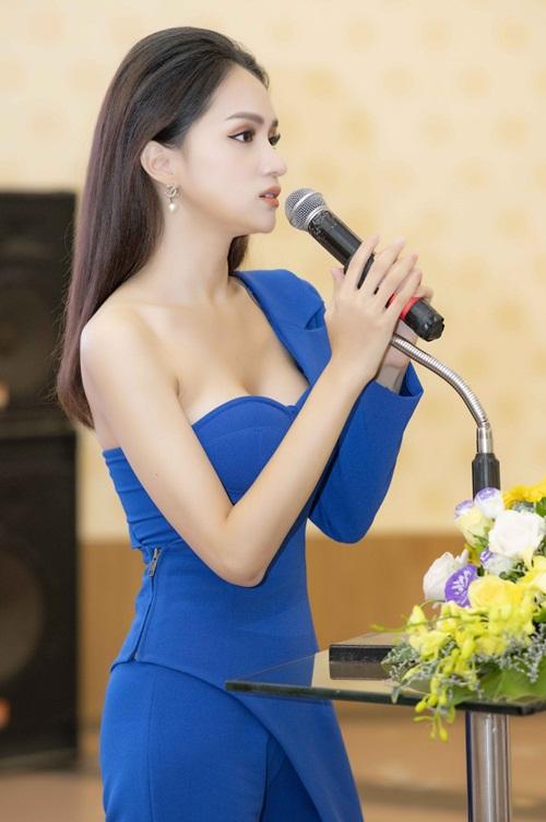 Tại sự kiện, Hoa hậu Hương Giang có những câu nói tâm huyết về dự án này. Hương Giang muốn cùng cả cộng đồng người chuyển giới thúc đẩy nhà nước sớm có khung pháp lý bảo vệ quyền được sống, được hạnh phúc của người chuyển giới.