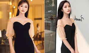 Chiếc váy hot nhất hè của sao Việt bị nhái nhan nhản ở Trung Quốc