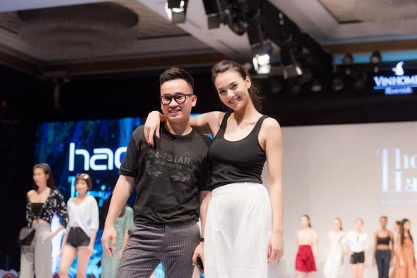 Hồng Quế tích cực luyện tập cho show diễn cá nhân của NTK Hà Duy sẽ diễn ra vào tối 30/6.