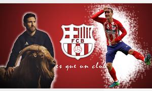 Messi đối đầu Griezmann: Hiện tại đấu tương lai