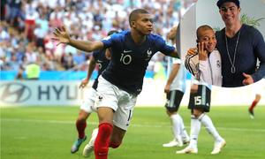 Mbappe: 'Cậu nhóc tuổi teen' phá tan giấc mơ của Messi