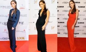 Vì sao Victoria Beckham chỉ có duy nhất một tư thế tạo dáng?