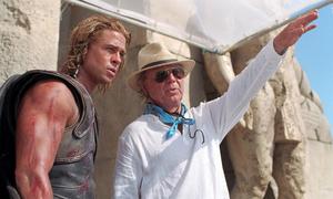 Tai nạn trùng hợp khó tin của Brad Pitt khi đóng phim 'Troy'