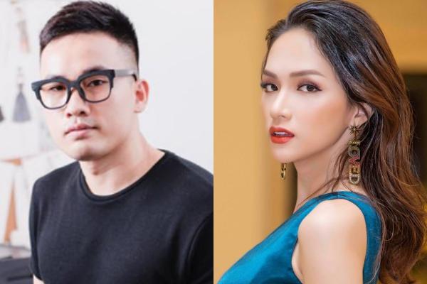 Hương Giang vướng ồn ào với NTK Hà Duy.