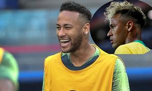 Trước trận đấu sinh tử, Neymar, Chicharito đua nhau cắt tóc