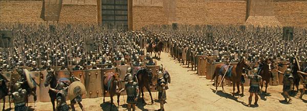 Tai nạn trùng hợp khó tin của Brad Pitt khi đóng phim Troy - 1